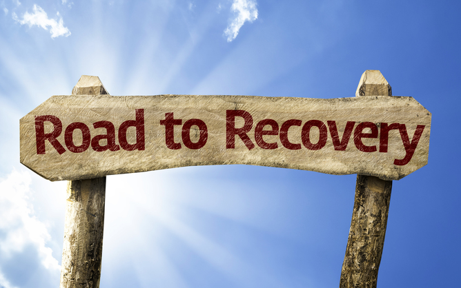 road to recovery with St Judes