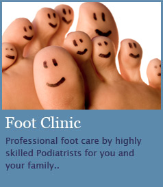 Podiatrist Leighton Buzzard